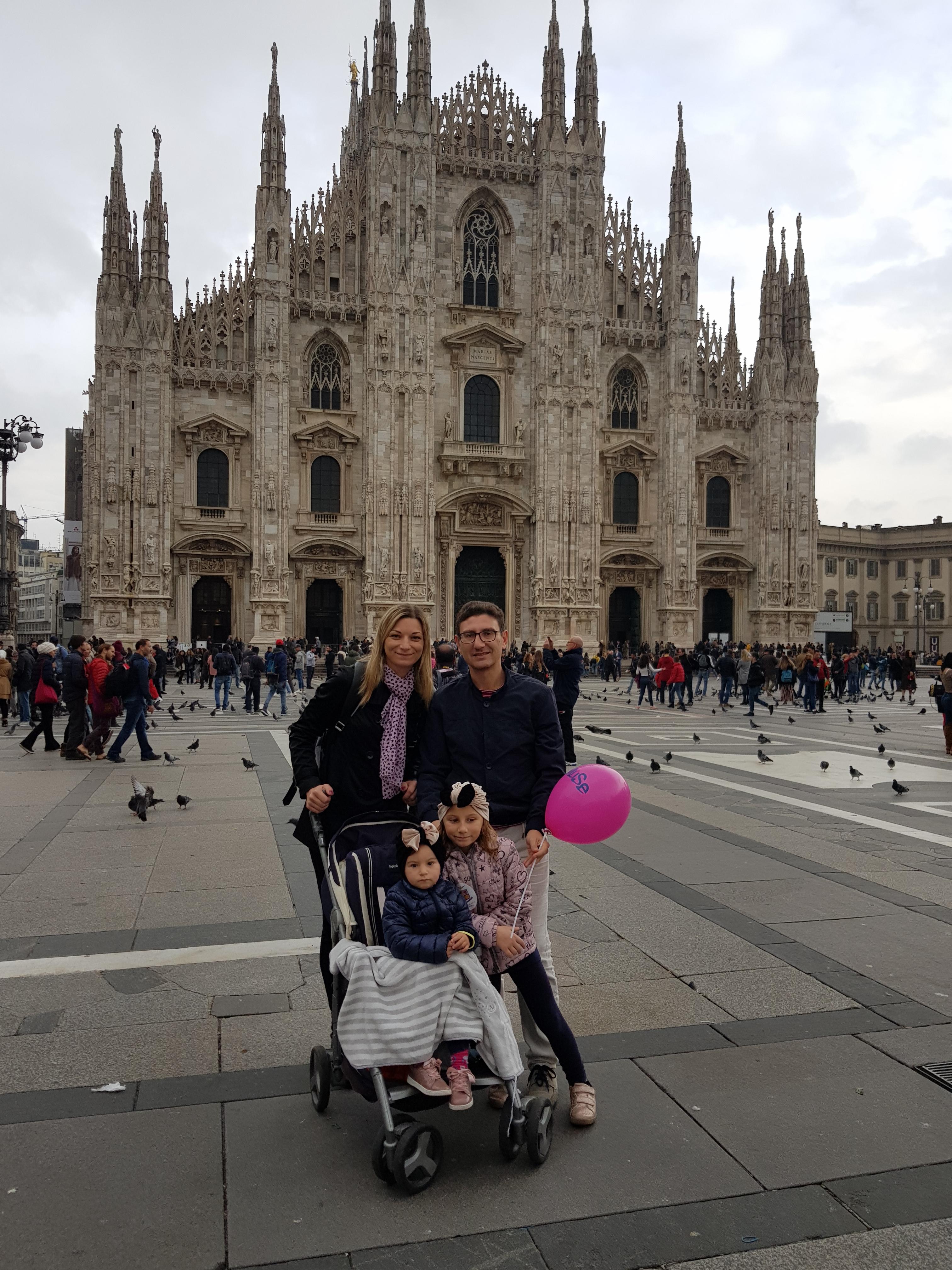 SALENTINI IN VIAGGIO: Cosa fare a Milano con bambini.