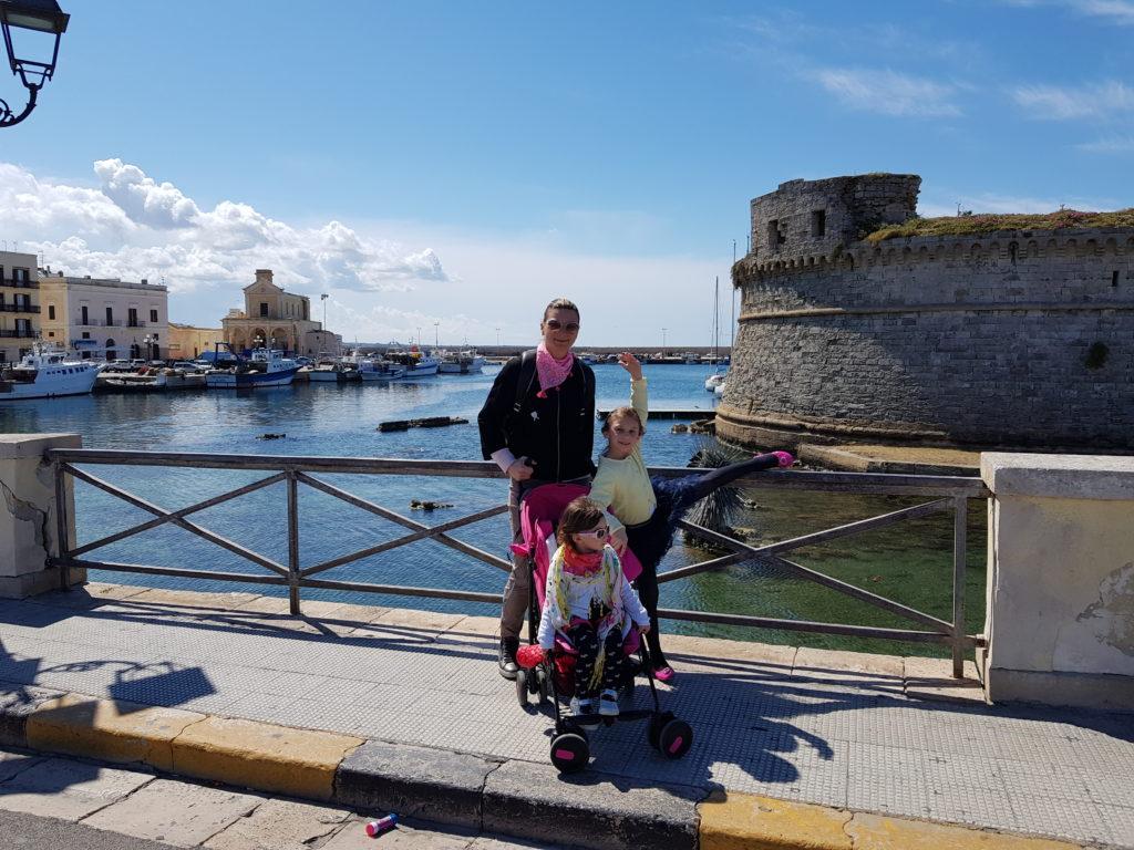 Castello e porto antico di Gallipoli